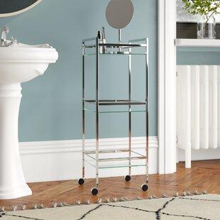 35 x 90cm Bathroom Shelf by Etol Design AB