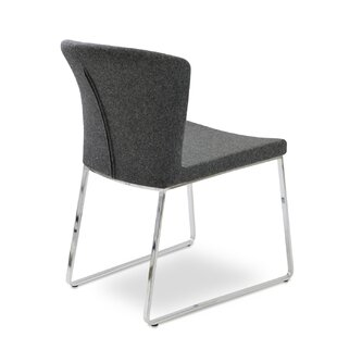 Capri Sled Side Chair