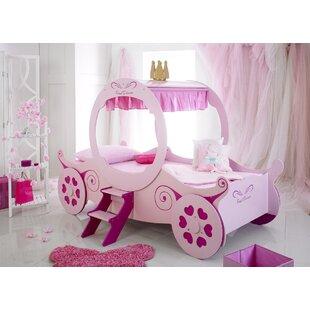 Princess Carriage Bed Wayfair Co Uk
