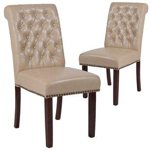 Fransen Upholstered Dining Chair (Set of 2)