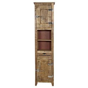 42 x 188 cm Badschrank Frigo von SIT Möbel