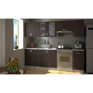 7-tlg. Einbauküchen-Set von Home Etc