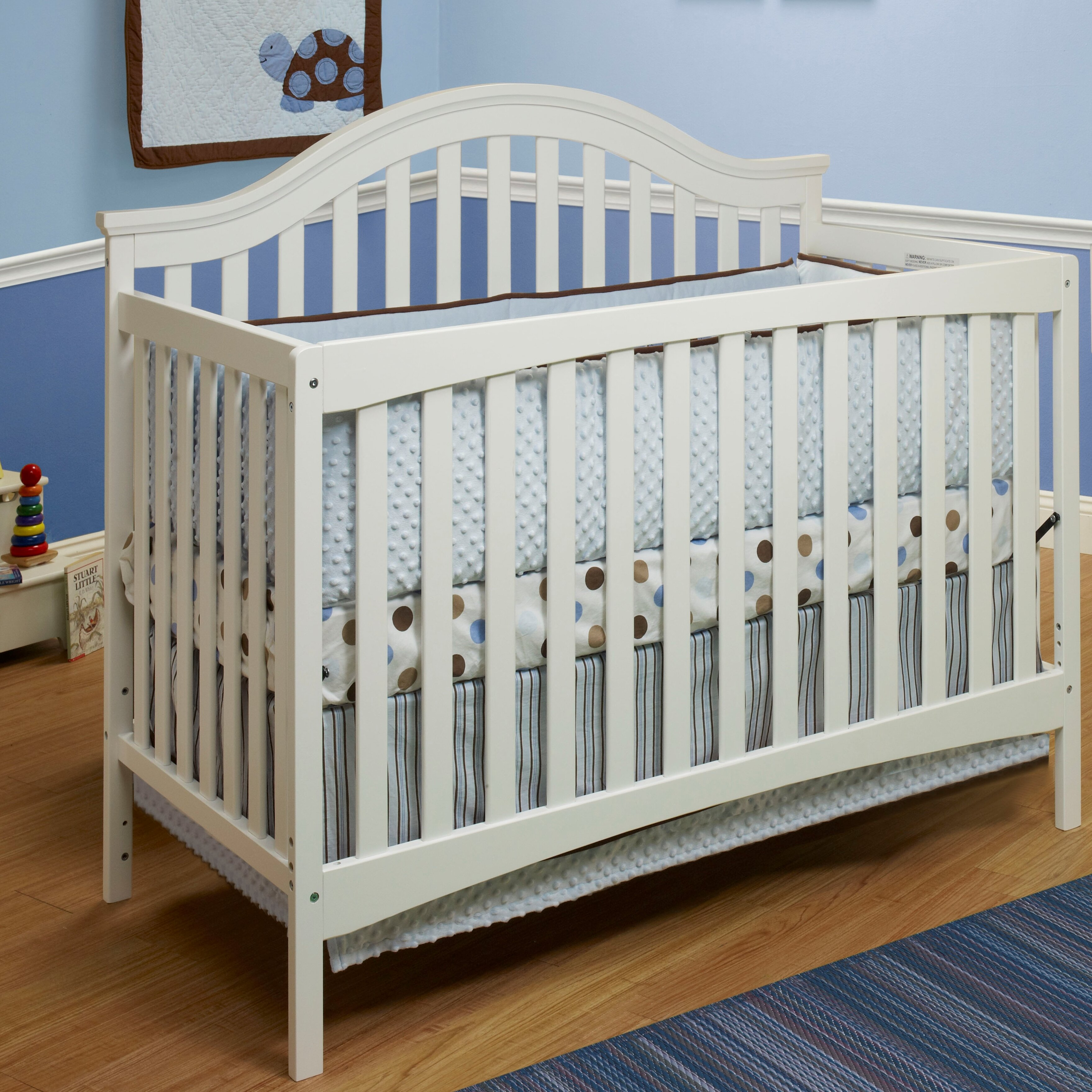 cribs crib wayfair baby colby pdp davinci reviews by kids in storage s carter convertible with lind jenny carters ca