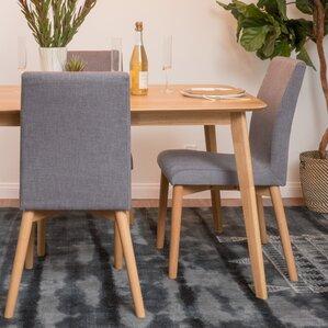 Modern Grey Dining Chairs   AllModern