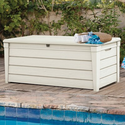 White Deck Boxes Amp Patio Storage You Ll Love Wayfair