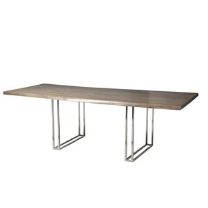 Ashly Live Edge Extendable Dining Table b..