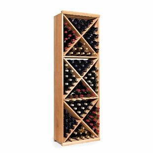 N'finity 132 Bottle Floor Wine Rack