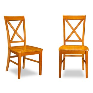 Oliver Solid Wood Dining Chair (Set of 2)