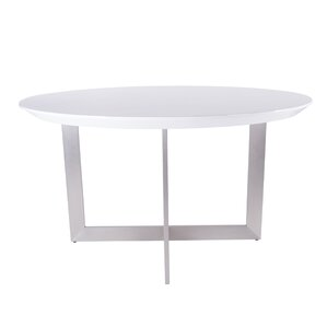 Atlas Round Dining Table by Orren Ellis