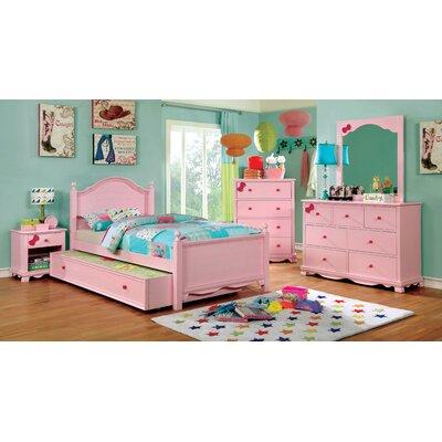 Girls kids bedroom sets you 39 ll love wayfair - Wayfair childrens bedroom furniture ...