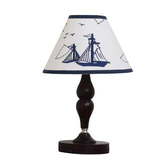 Explorer Nautical Baby Nursery 10 Empire Lamp Shade