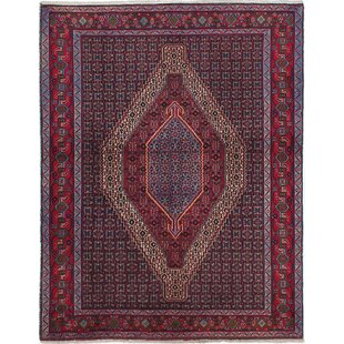 On Sale Great Genuine Hand Knotted Persian Area Rug Carpet Geometric More Discounts Surprises Antiques
