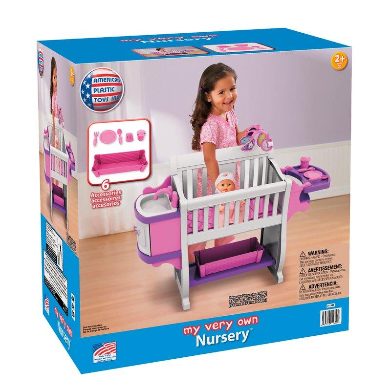 Gentil 7 Piece My Very Own Nursery Kitchen Set