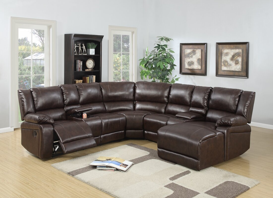 Reclining Sectionals You ll Love