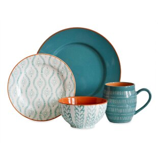 Save  sc 1 st  Wayfair : teal tableware - pezcame.com