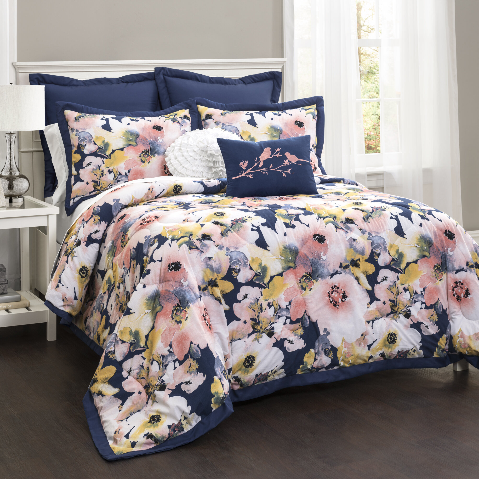 comforter by for max ideas mizrahi studio bed decoration miller bedding elephant salmon duvet cover sheets wonderful feathers isaac bedroom set white medallion blue nicole