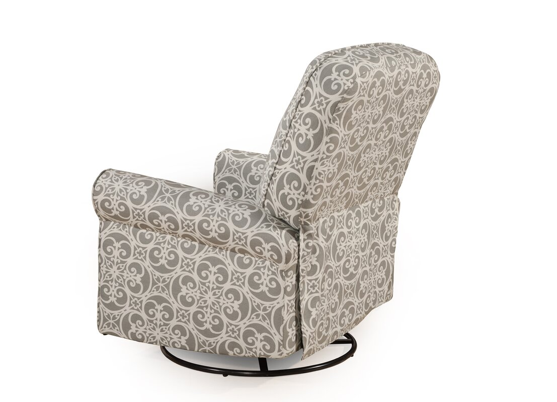 Wayfair Swivel Glider Chair: Viv + Rae Swivel Reclining Glider & Reviews