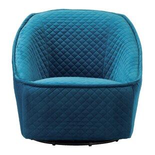 Roddy Swivel Barrel Chair