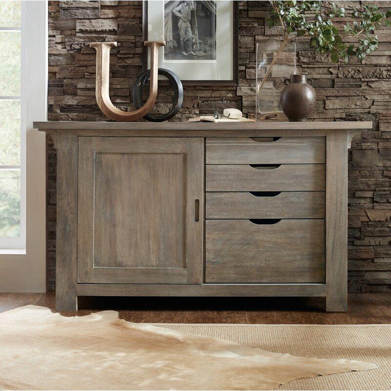 Hooker Furniture Urban Farmhouse Credenza Wayfair
