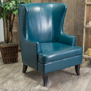 roundtree high wingback chair