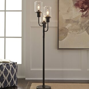 Industrial floor lamps birch lane tozi 5975 tree floor lamp aloadofball Image collections