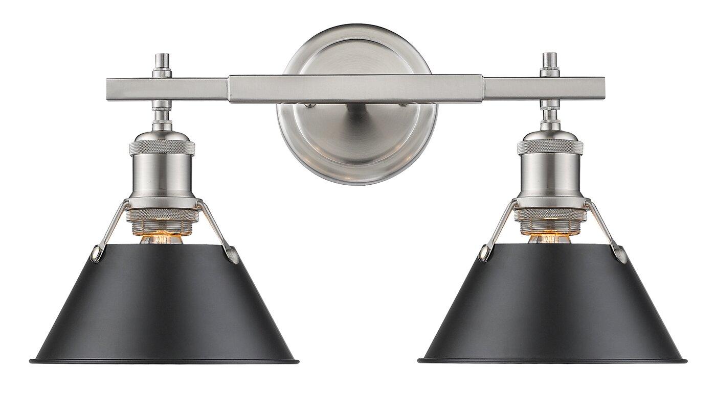 Trent Austin Design Weatherford 2 Light Vanity Light