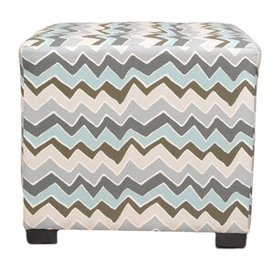 Denton Ottoman by Sole Designs