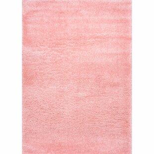 Julio Baby Pink Area Rug