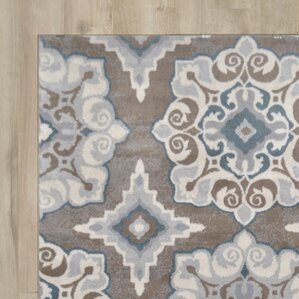 natural cerulean bluetaupe area rug