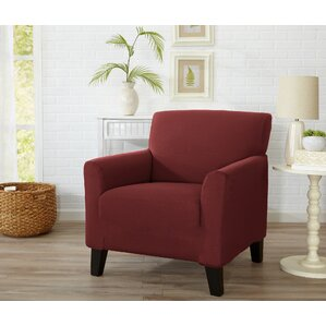 Box Cushion Armchair Slipc..