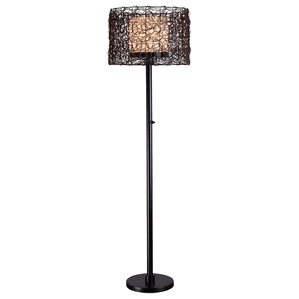 """Outdoor Rosalind 58"""" Floor Lamp"""