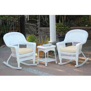 Medora 3 Piece Conversation Set