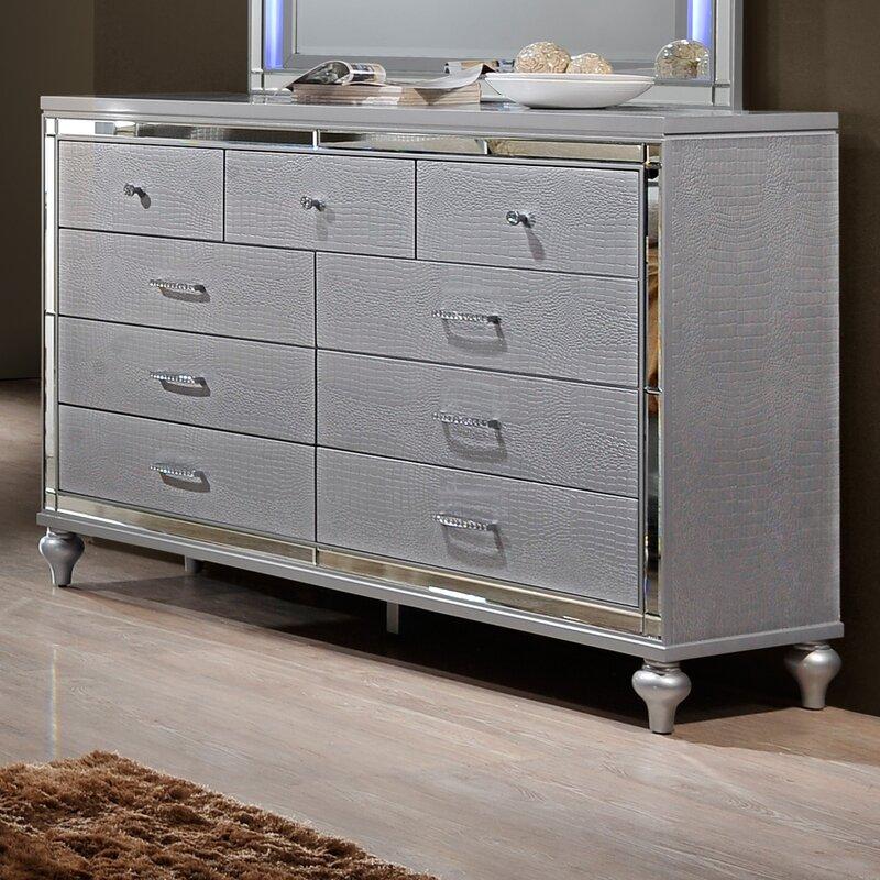 regents 9 drawer dresser