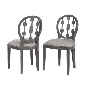 Ferndale Solid Wood Dining Chair (Set of ..