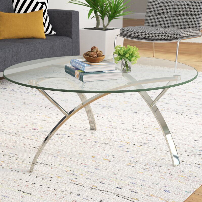 Wade Logan Quandro Coffee Table
