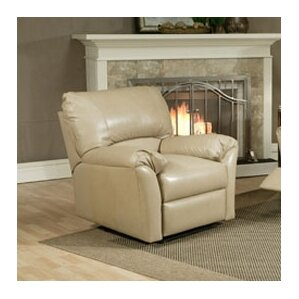 Mandalay Lift Assist Recliner by Omnia Leather