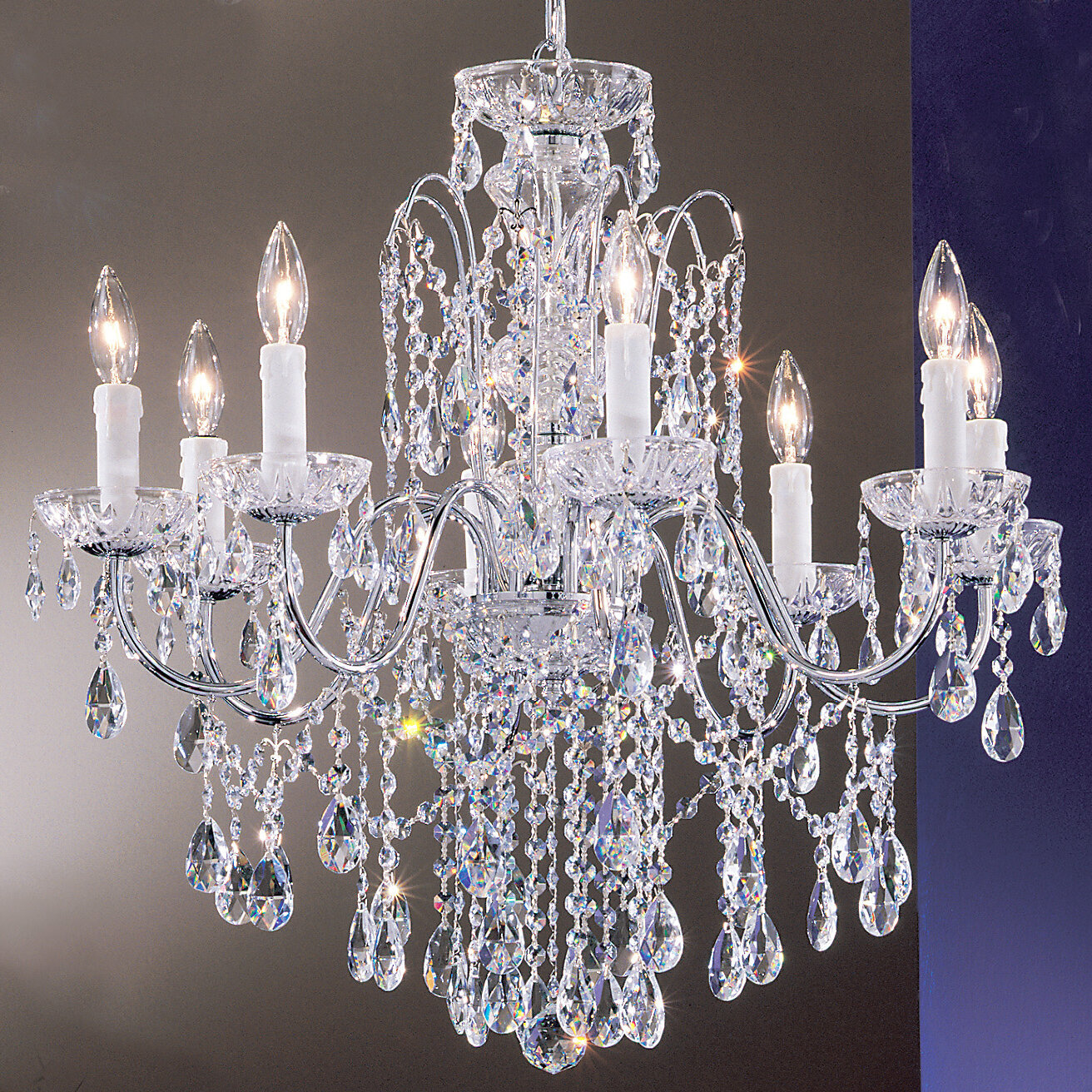 House Of Hampton Letitia 8 Light Candle Style Chandelier