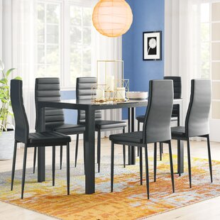 Glass Kitchen U0026 Dining Room Sets Youu0027ll Love In 2019 | Wayfair