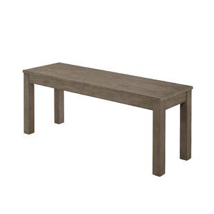 Chetna Simple Wood Bench