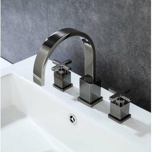 Modern Black Widespread Bathroom Sink Faucets Allmodern
