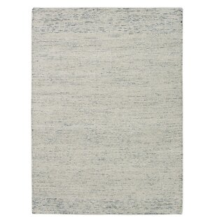 Milano Hand Tufted Wool Grey Rug by Longweave