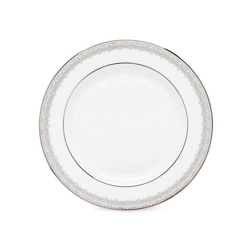 """Lace Couture 6"""" Butter Plate"""