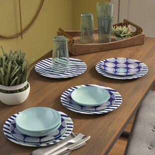 Save & Outdoor Dinnerware Sets Youu0027ll Love   Wayfair