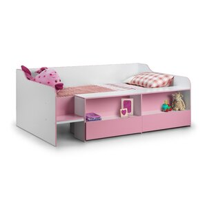Stella Low Sleeper Single Bed with Drawers