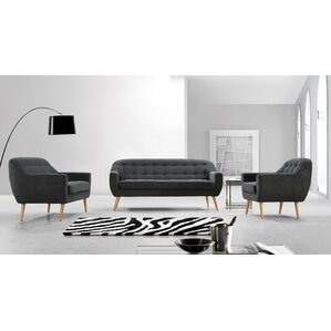 Issac 3 Piece Living Room Set by Corrigan St..