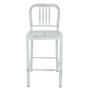 Excellent White Modern Bar Stools Wayfair Onthecornerstone Fun Painted Chair Ideas Images Onthecornerstoneorg