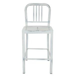 Marvelous White Modern Bar Stools Wayfair Inzonedesignstudio Interior Chair Design Inzonedesignstudiocom