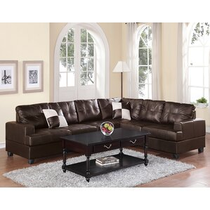 Dalton Reversible Sectional by Andover Mills