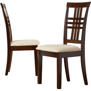 Sunil Side Chair (Set of 2) by Latitude Run