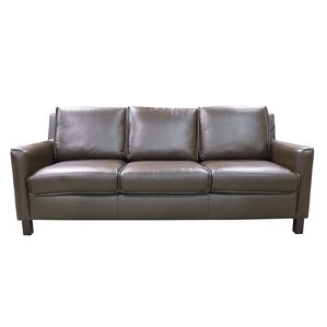 Denver Standard Leather Sofa by Coja